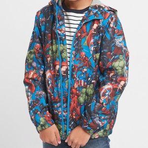 Baby Gap Marvel Windbuster Jacket